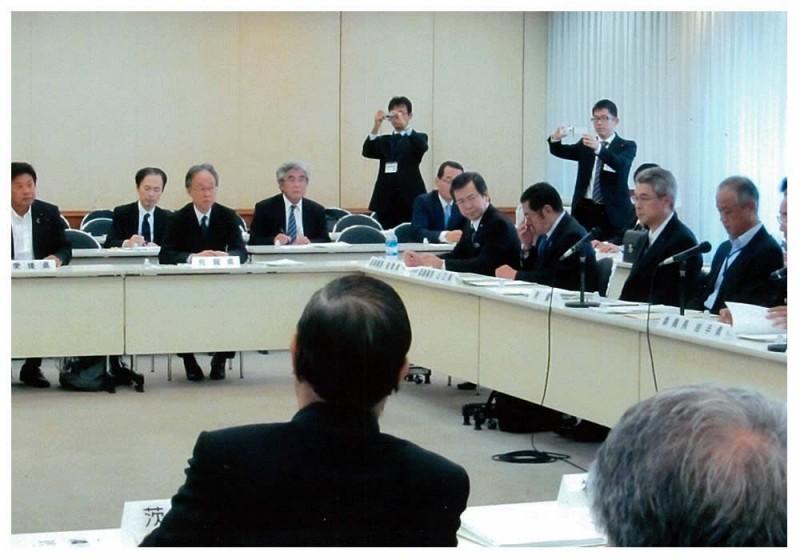 2012年10月10日 全国議長会委員会