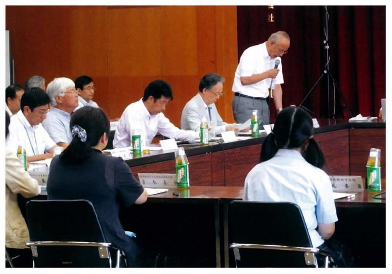 2012年8月9日 原子力環境安全連絡協議会