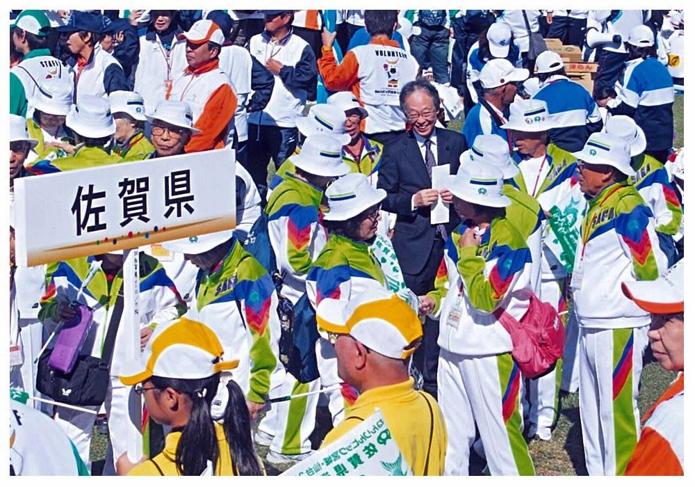 2012年10月13日 ねんりんピック選手団