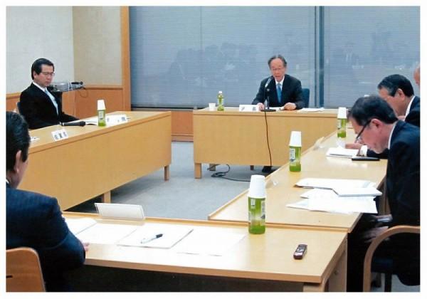 2013年1月23日 九州議長会臨時会