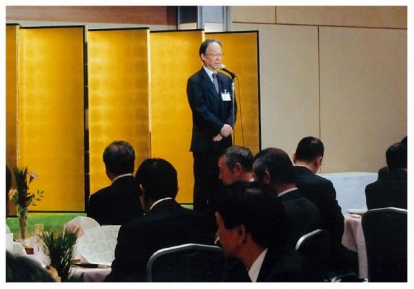 2013年1月10日 新春交礼会