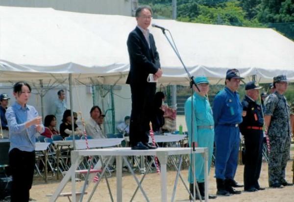 2014年5月27日 総合防災訓練