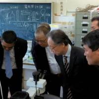 2015年12月9日 産業常任委員会佐賀県内視察